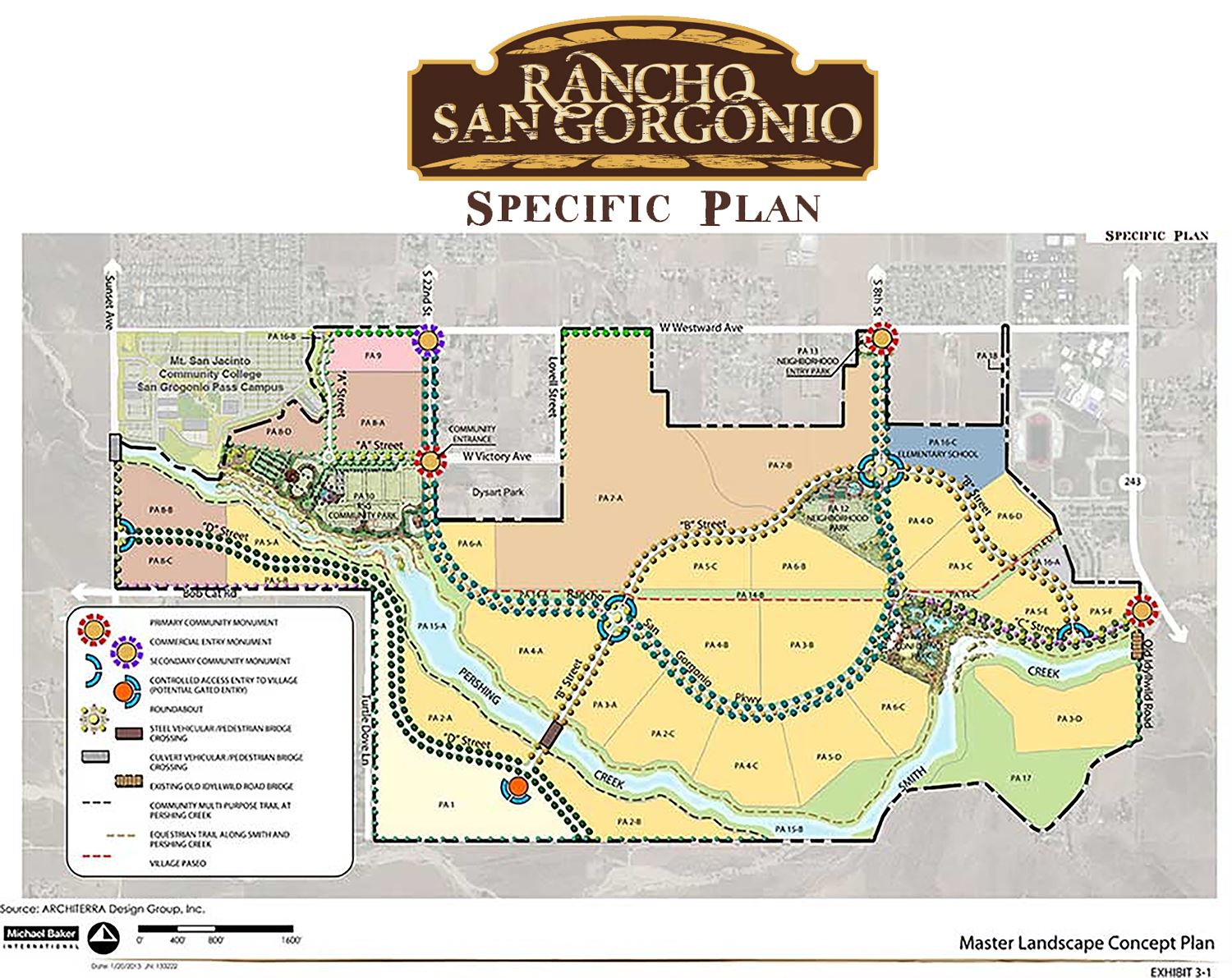 Rancho San Gorgonio Specific Plan